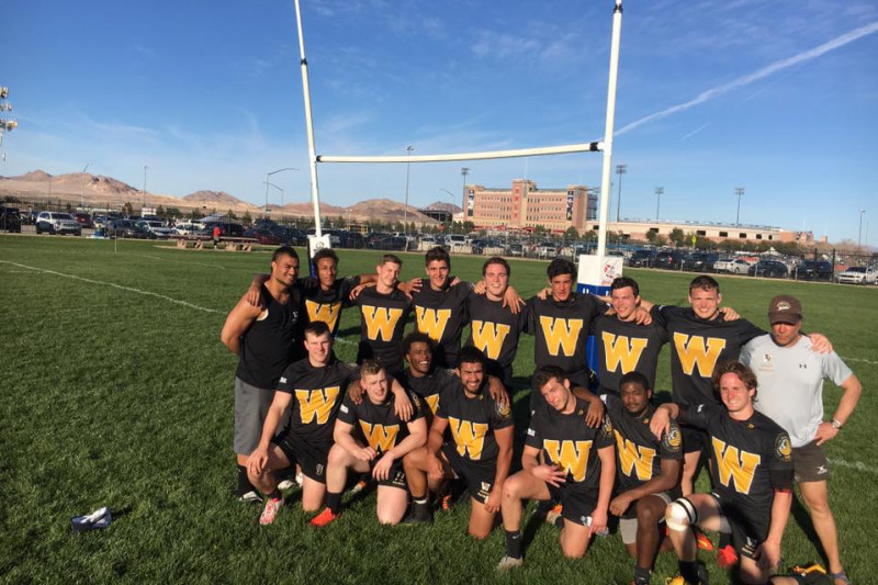 Fundraiser for James Opoka by Jimmy Opoka WMU 7s Las Vegas