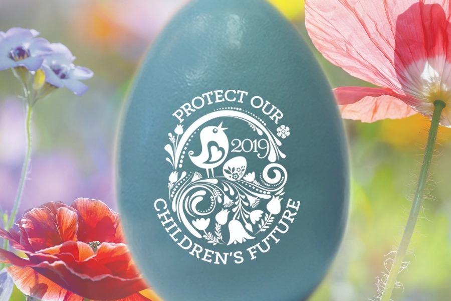 Fundraiser By Natalie Rebetsky Alt White House Easter Egg 2018