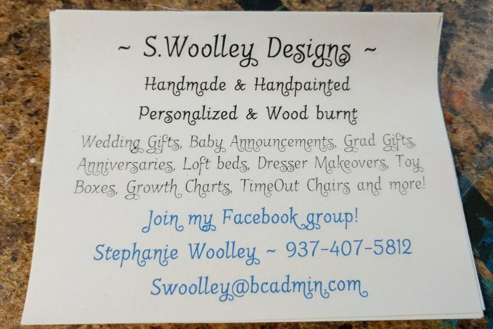 Fundraiser By Stephanie Woolley S Woolleydesigns Diy Craft Bar