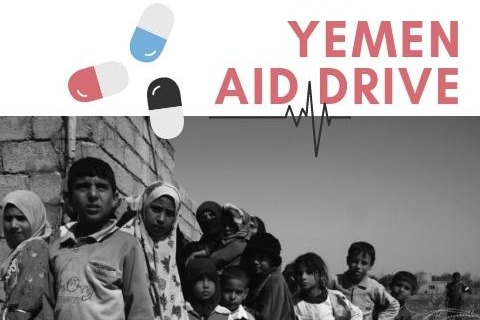 Image result for yemen drive aid