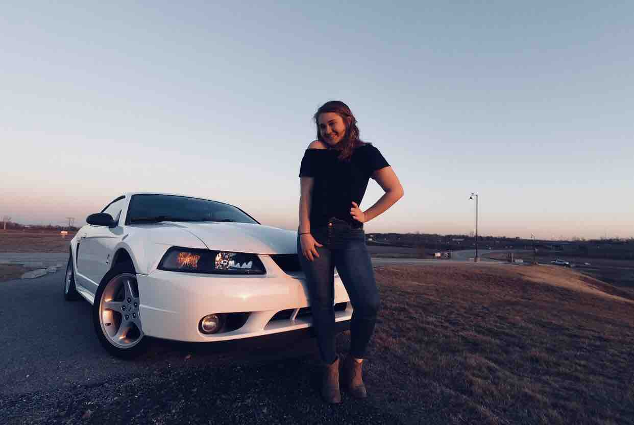 Fundraiser by Grace Hagstrom : Help Small Town Girl Buy Car Parts