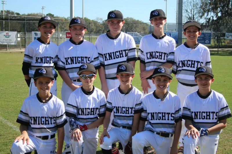 Fundraiser by South Tampa Knights Baseball Club : ST Knights