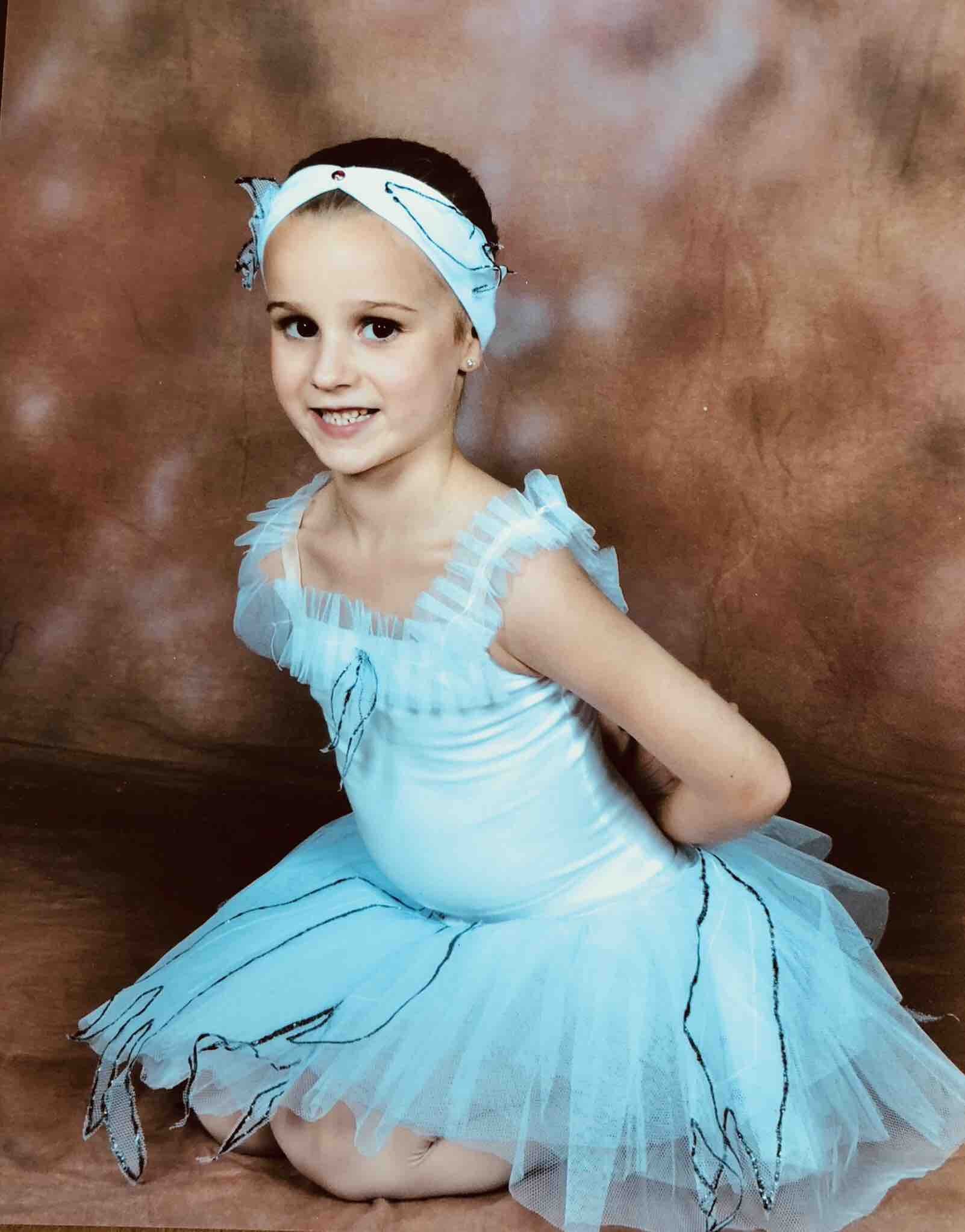 I Had A Dream And When I Was 6 I Knew What It Was To Dance To Be A Prima Ballerina