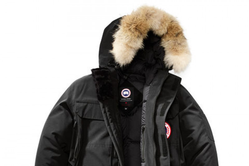 canada goose jacket no hood