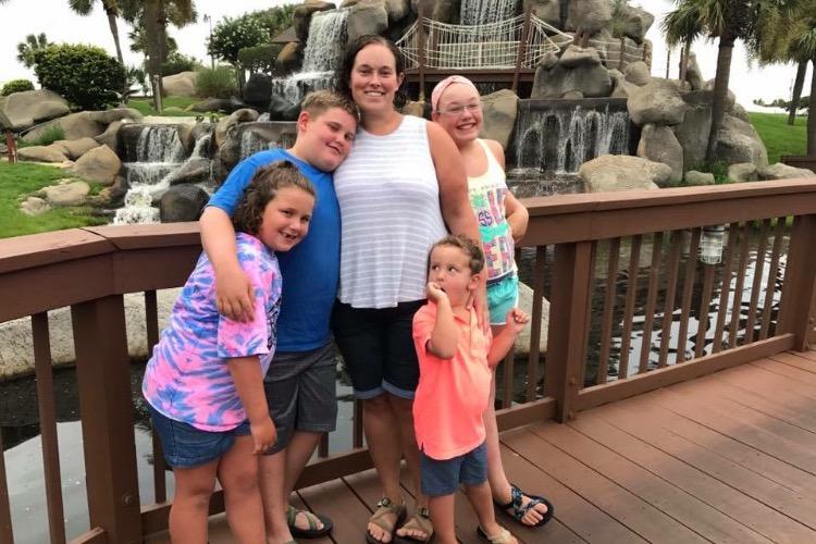 Fundraiser for Taylor Brandon by Mary Wilson : Brandon Family