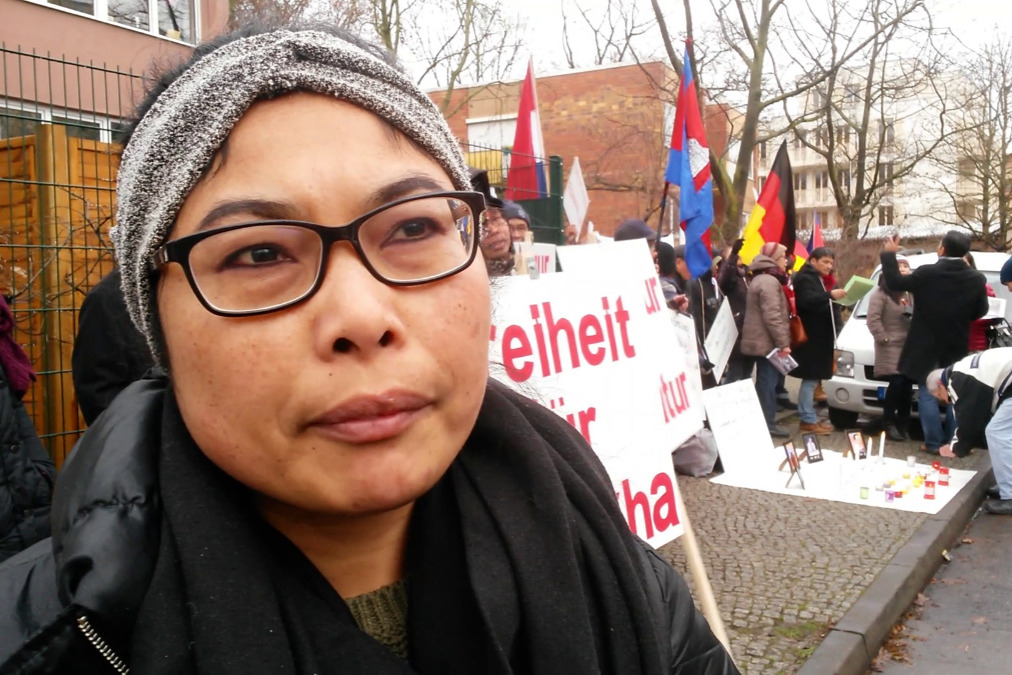 Kanha Chhun - We need Freedom Campaign - The Voice Refugee Forum
