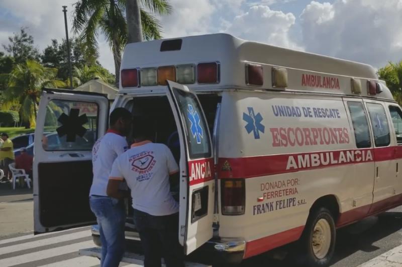 Ambulance for Dominican Republic by MedEvac Canada - GoFundMe