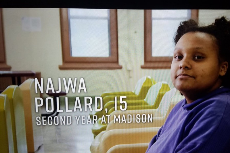 Fundraiser by Victoria Ligons : Najwa Pollard Education Fund