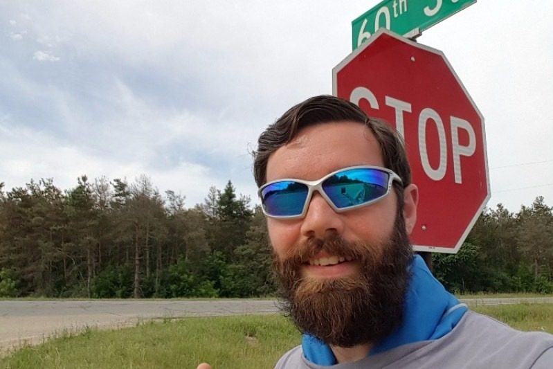Fundraiser By Kyle Killinger 300 MILES BECAUSE HES MY BROTHER