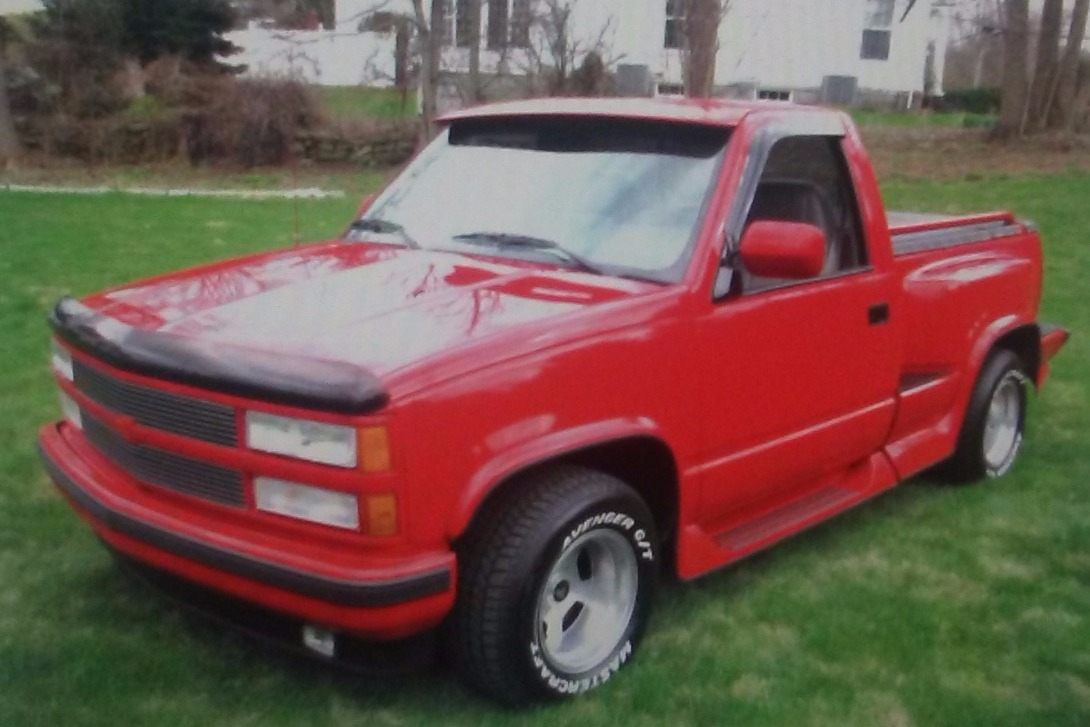 Fundraiser by Seek Meek : Buy my dads dream truck