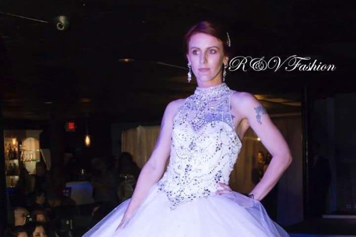 Fundraiser by Rachael Valdez : Rachael\'s MFG hair makeup gowns