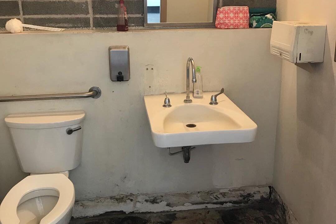 Fundraiser By Molly Carmody Faculty Bathroom Remodel - Bathroom remodel help