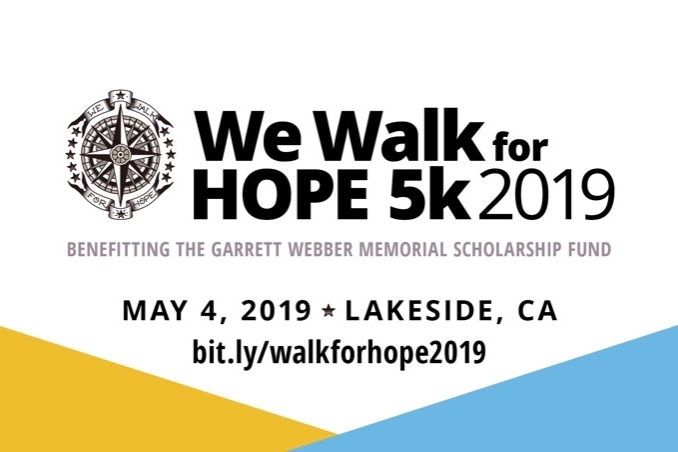 Fundraiser for Wendy Webber by Sara Zuniga : We Walk for HOPE 5K