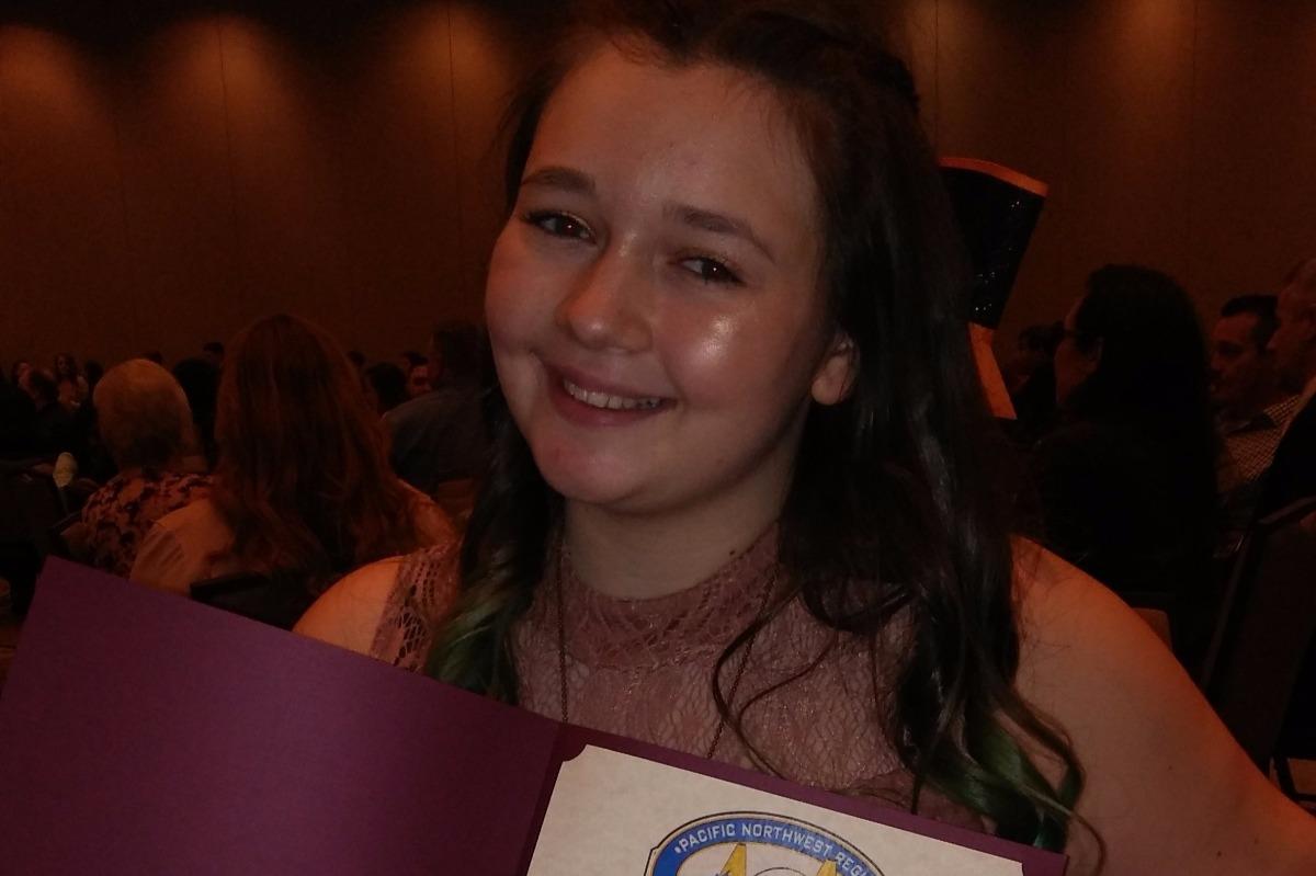 Fundraiser by Ashley Henderson-Farrar : Send Kaelyn to National Scholars