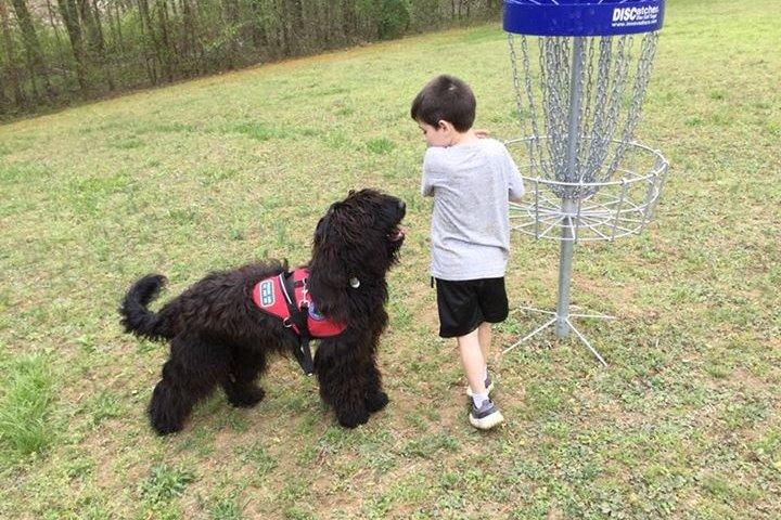 GoFundMe:  A service dog for PJ