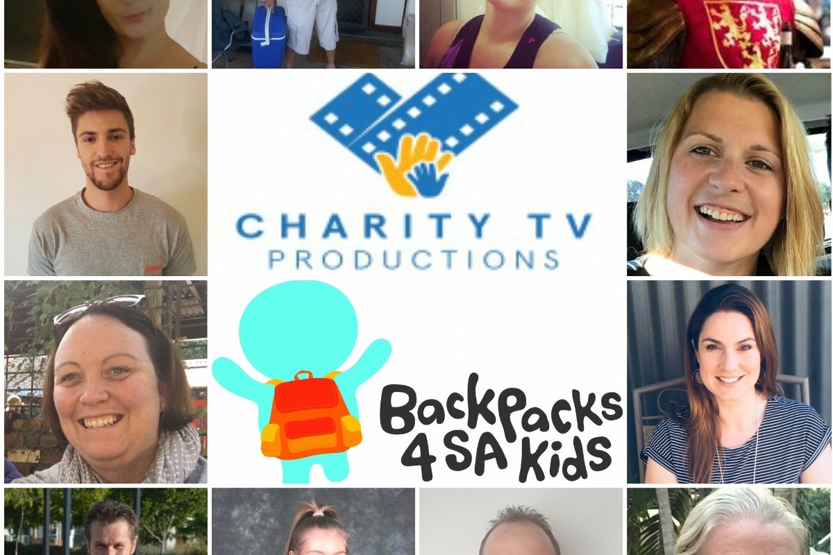 Fundraiser By Kay Tee Backpacks 4 Sa Kids