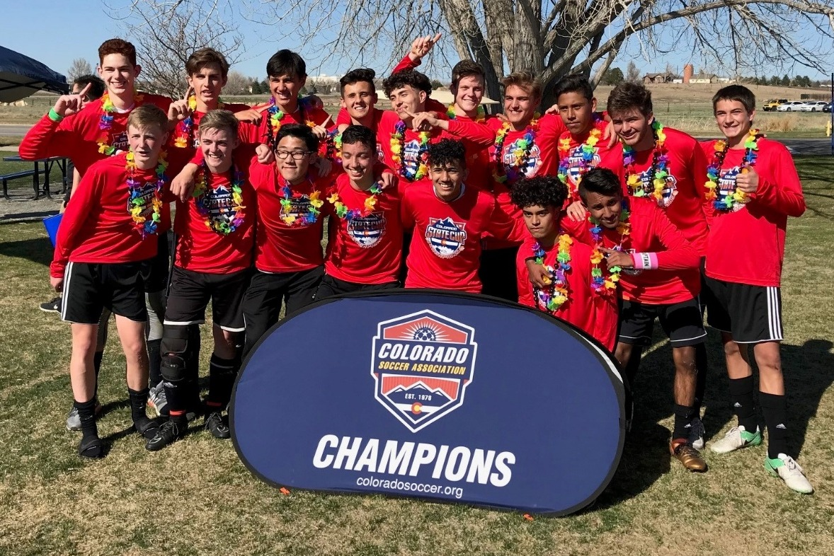 Colorado State Cup Soccer Jersey