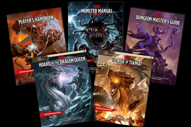 fundraiser by aziah hamilton dungeon and dragons books