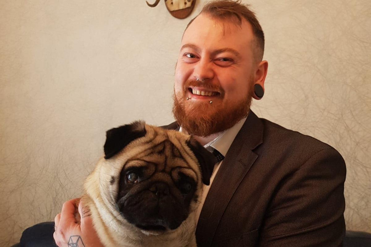 Click here to support Fund The Count Dankula Appeal organised by Markus Meechan
