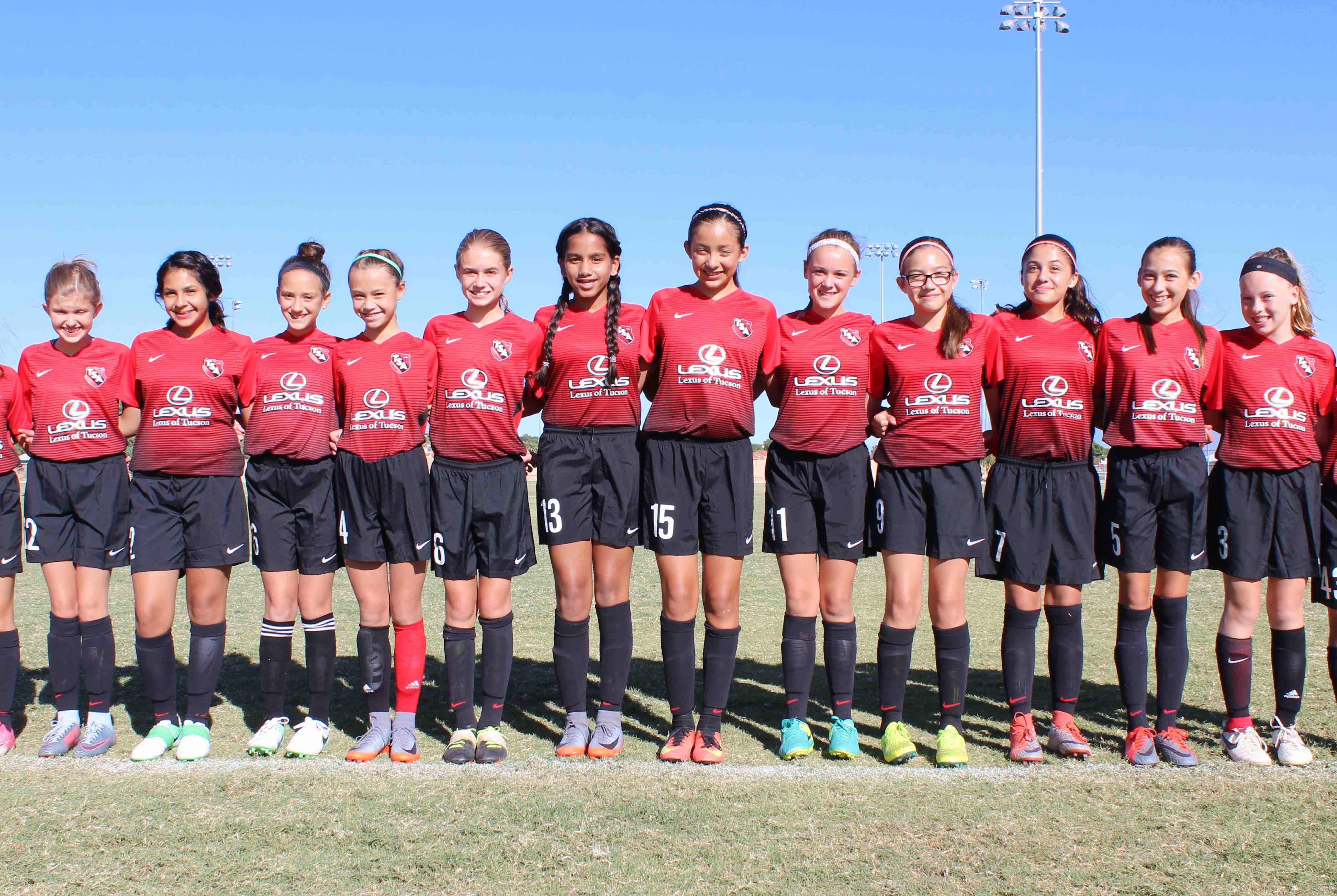 Fundraiser for Wesley E Wade by Maja Franklin Help FC Tucson 05