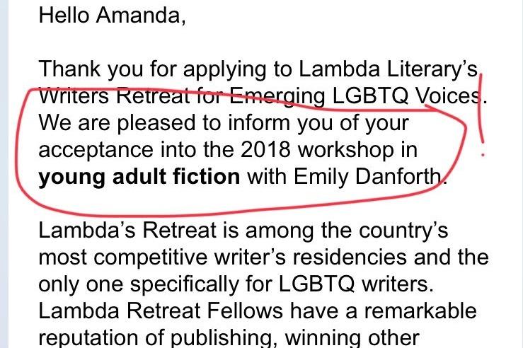Fundraiser by Amanda Mead : Get Amanda to L A !