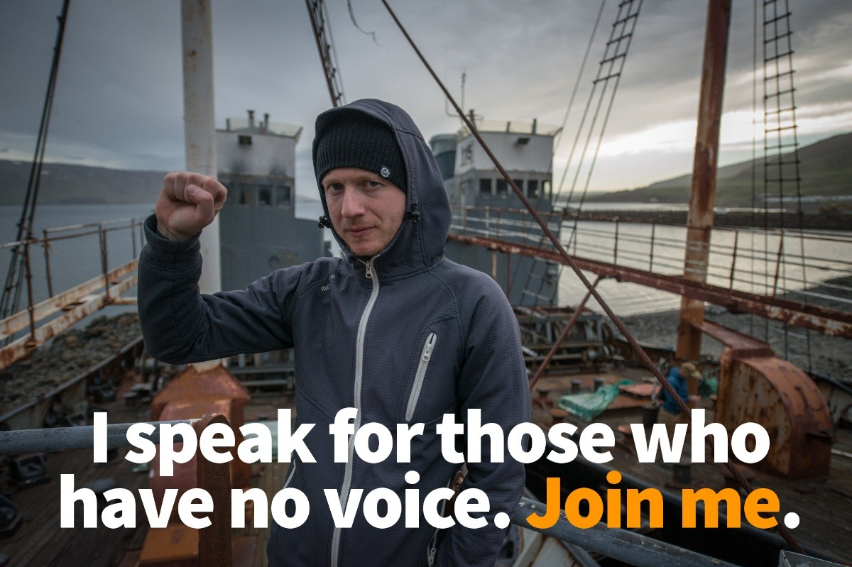 A Voice For The Whales In Iceland by Arne Feuerh - GoFundMe