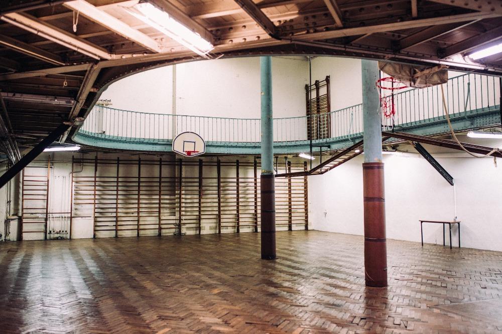 Sauvez la plus ancienne salle de basket au monde