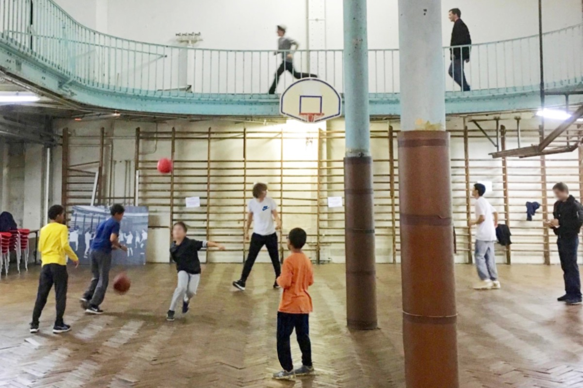 Sol Terrain De Basket fundraiserucjg direction : gymnase ymca-ucjg paris