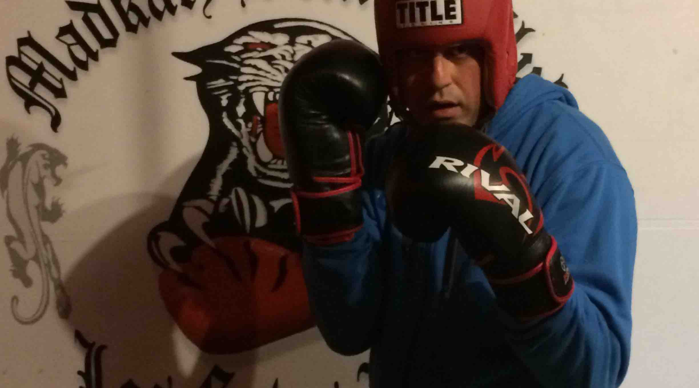 Recommend Kelowna amateur boxing topic, pleasant