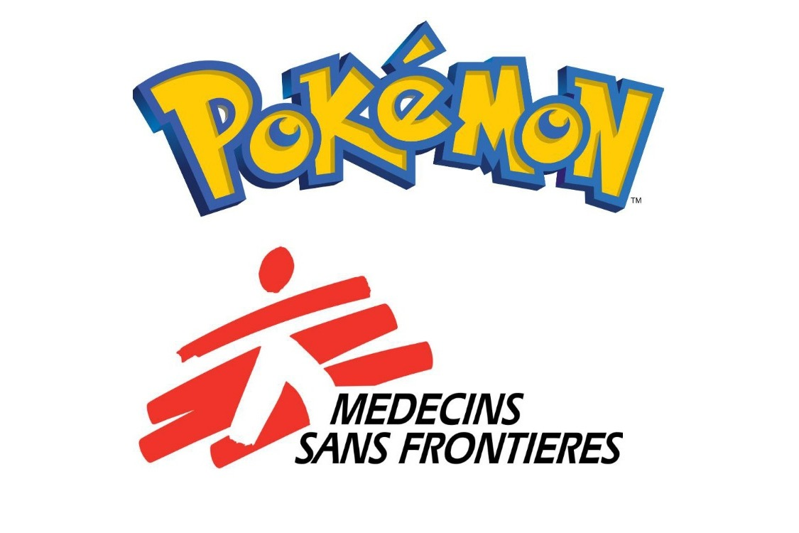 Pokemon For Doctors Without Borders