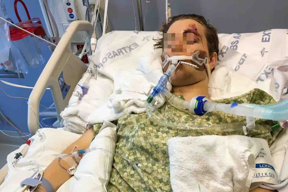 Fundraiser by Terry Cotant : Help Jesse recover from accident!