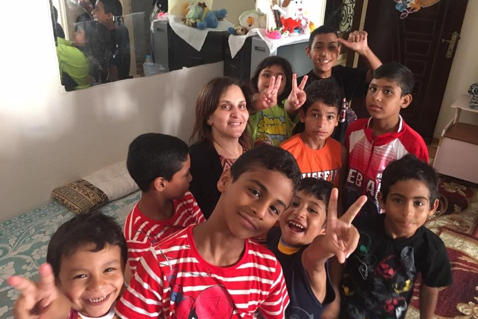 Fundraiser for Nada-lina Eldin by Adam Eldin : Clothes, Food, and