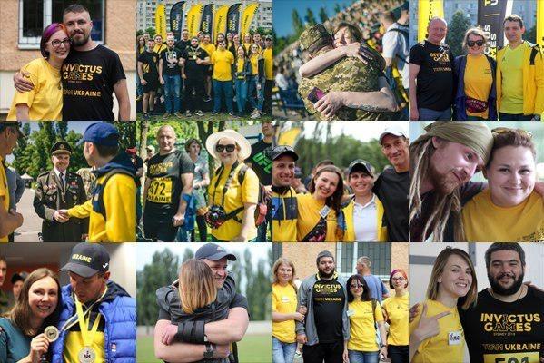 Fundraiser by Peter Kloczko : Invictus Games UA Support Team