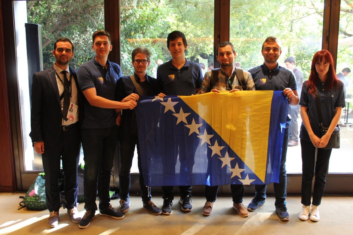 Fundraiser by Selver Pepić : Help send Bosnian talents to IPhO!