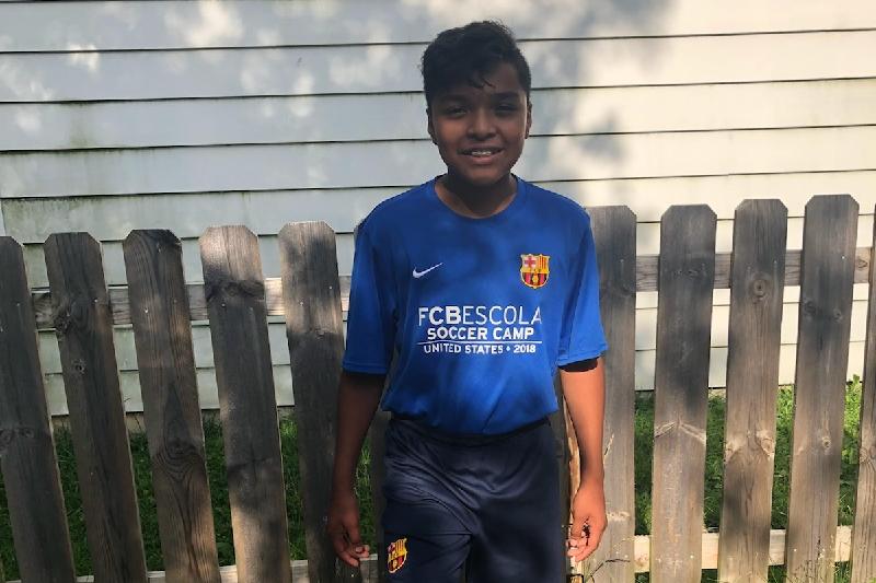 Fundraiser By Hannah Elizabeth Heard Uriel To Fc Barcelona Soccer Camp