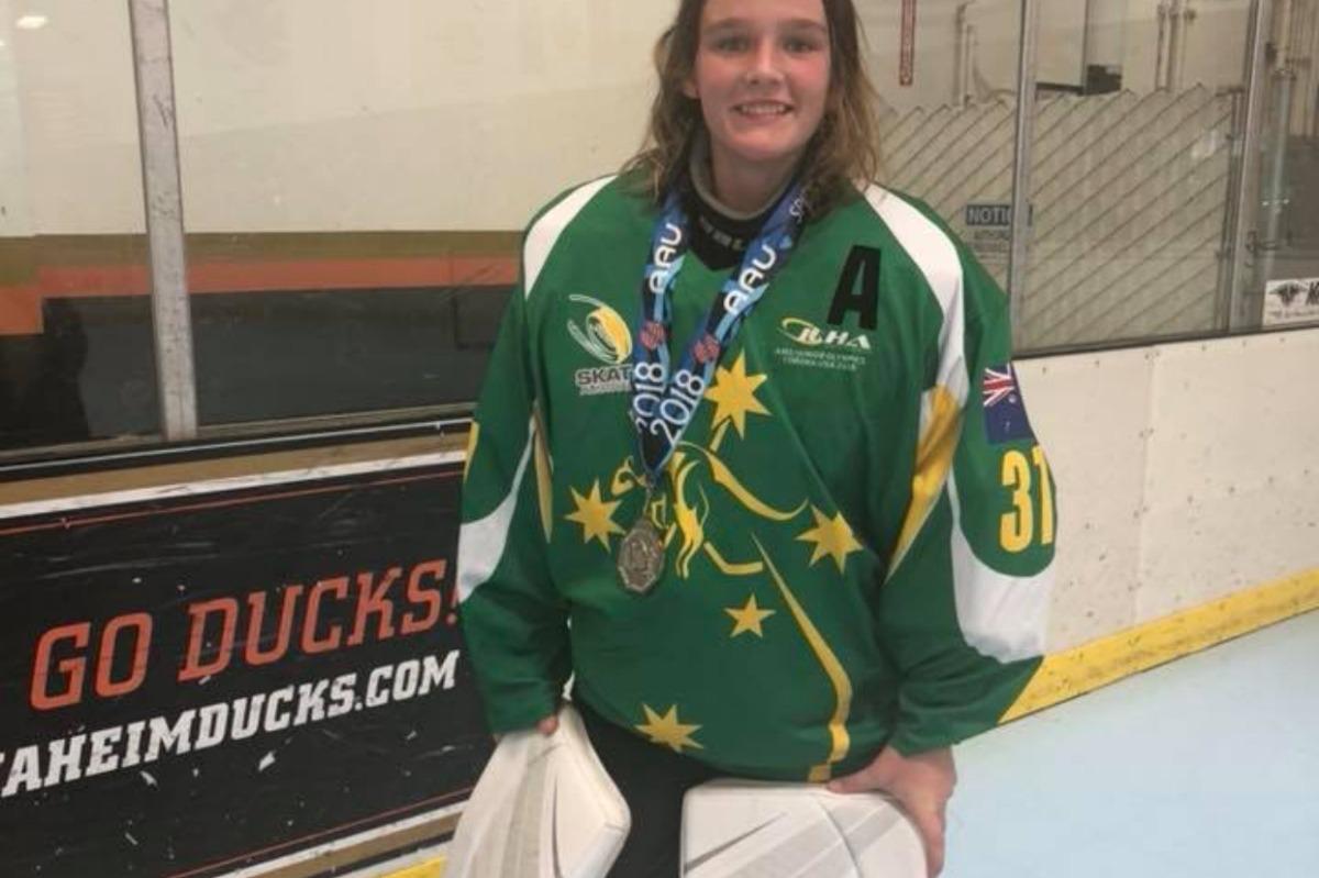 Fundraiser by Karen Walters : Australia Ice and Inline Hockey