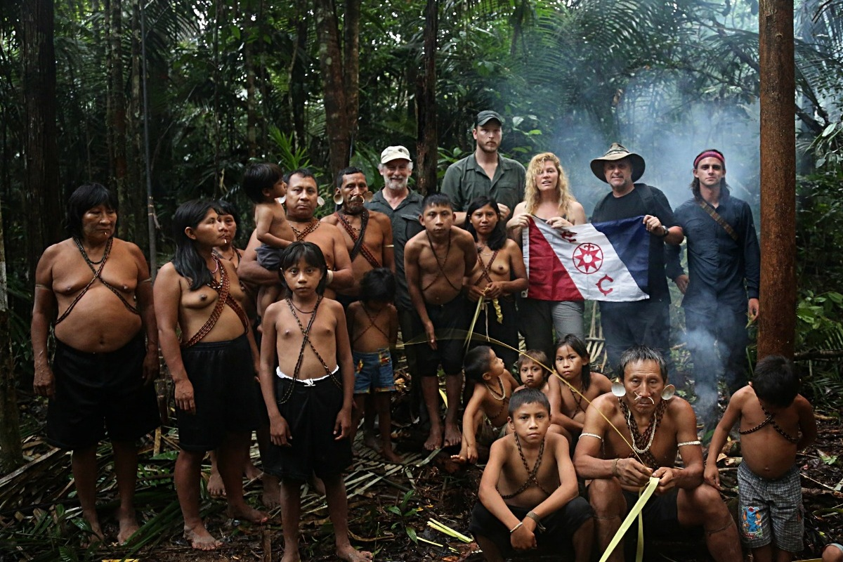 Amazon tribe photos 53