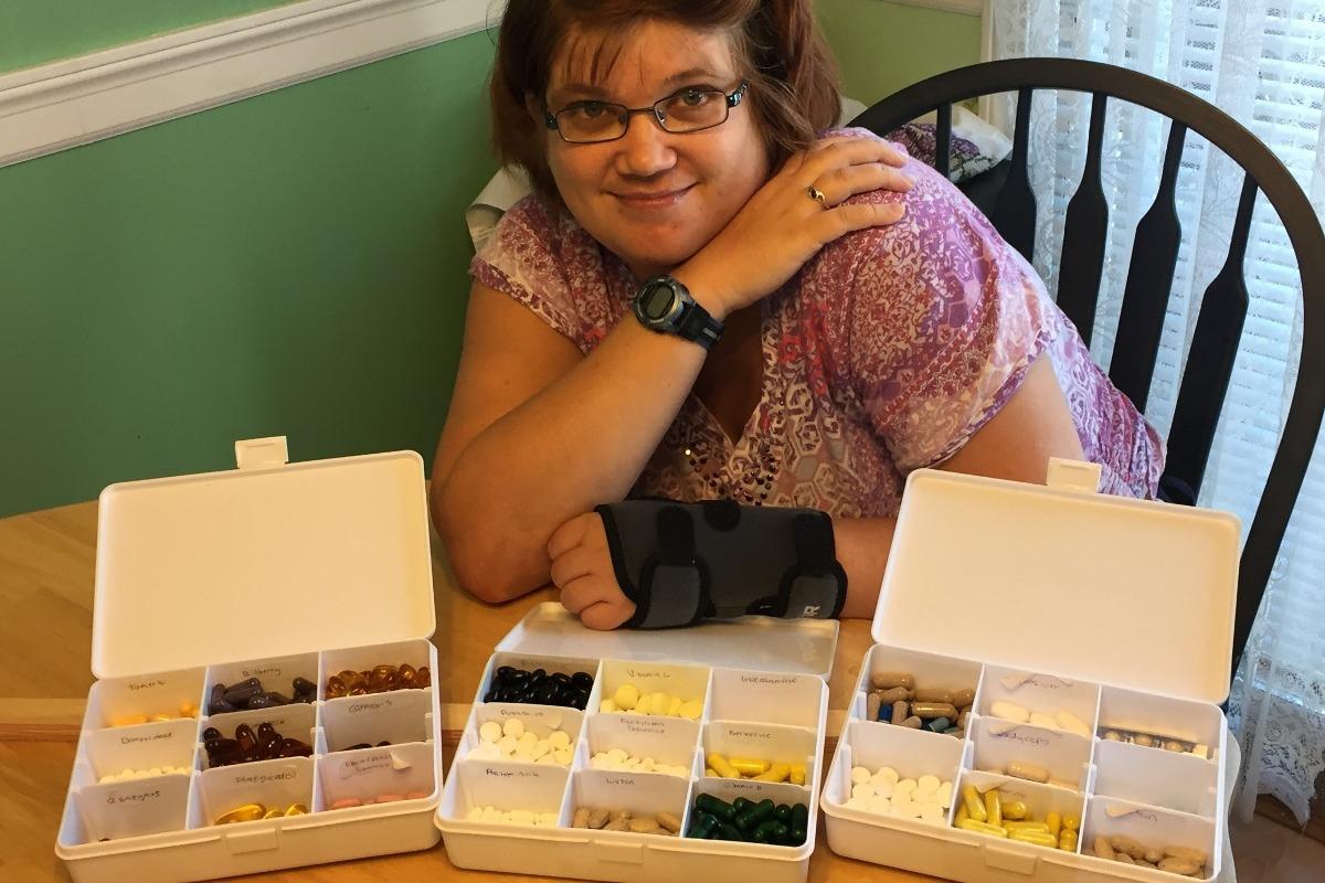 Fundraiser by Wanita Kippers : Help Virginia Kippers Fight Lyme