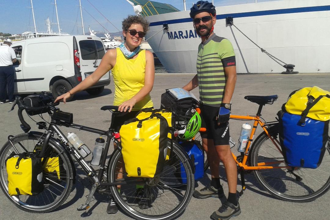 Ma va' là! - Cycling to Mongolia by Roberto Laghi - GoFundMe