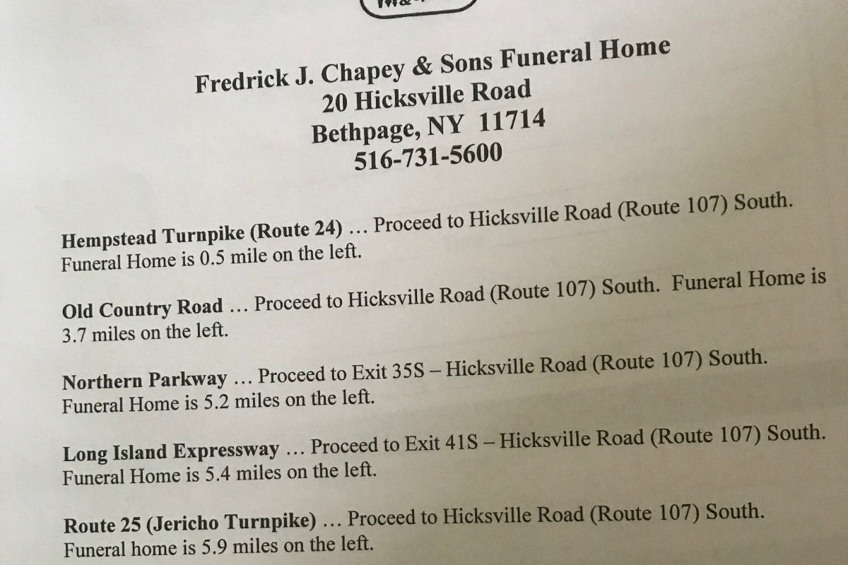 Fundraiser by Tonia P : Funeral Arrangements for Sandy