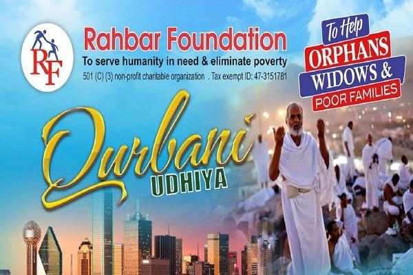 Fundraiser by Azhar Pasha : Qurbani to Feed the Poor & Needy