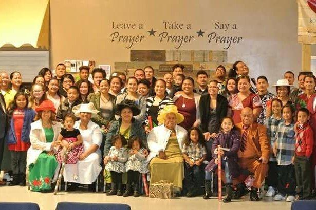 Fundraiser by Faatoia Tufele : A Prayer for a Church Building