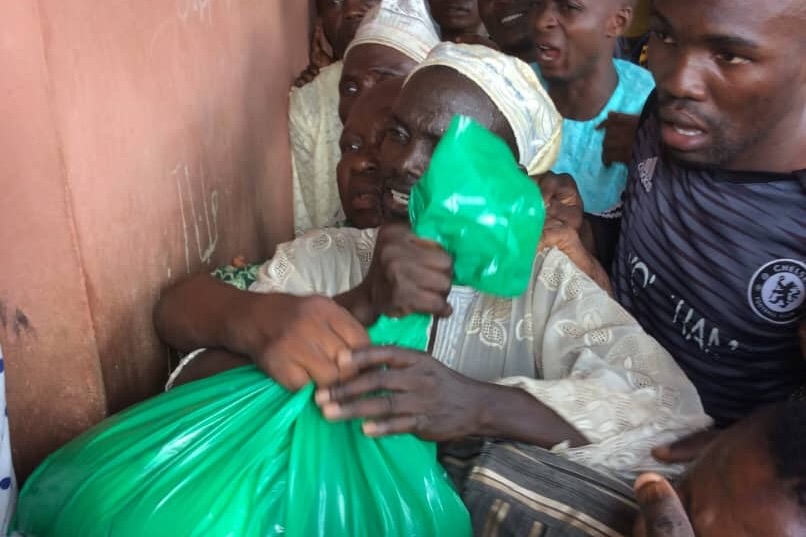 Image result for ramadan feeding IN NIGERIA