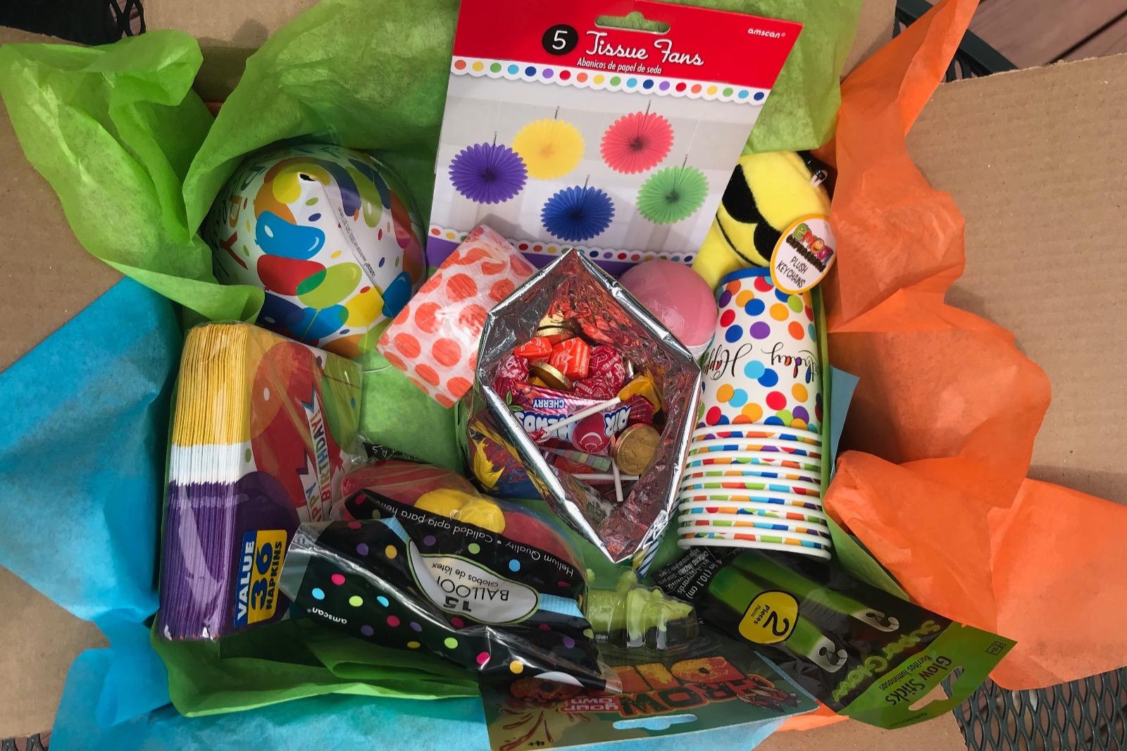 Fundraiser For Jesse Johanson By Madeline Johanson Birthday Boxes