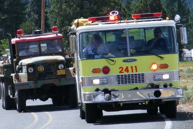 Fundraiser for KLAMATH COUNTY FIRE DISTRICT 3 by RG Wright