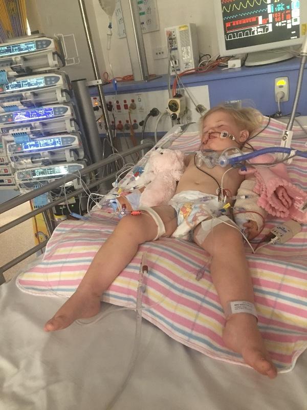 Common Flu Symptoms Develop Into Rare Brain Disease for Little Girl