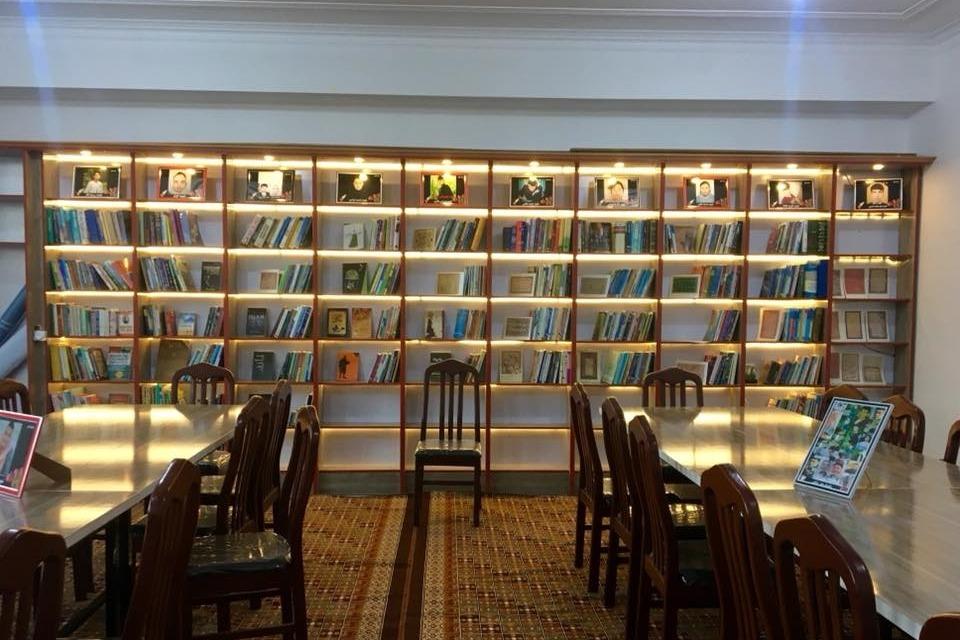 Картинки по запросу rahila library kabul