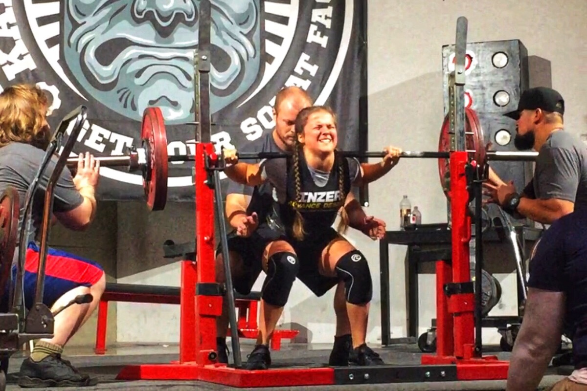 Fundraiser by Christine Ehrich : Help Havvy lift heavy