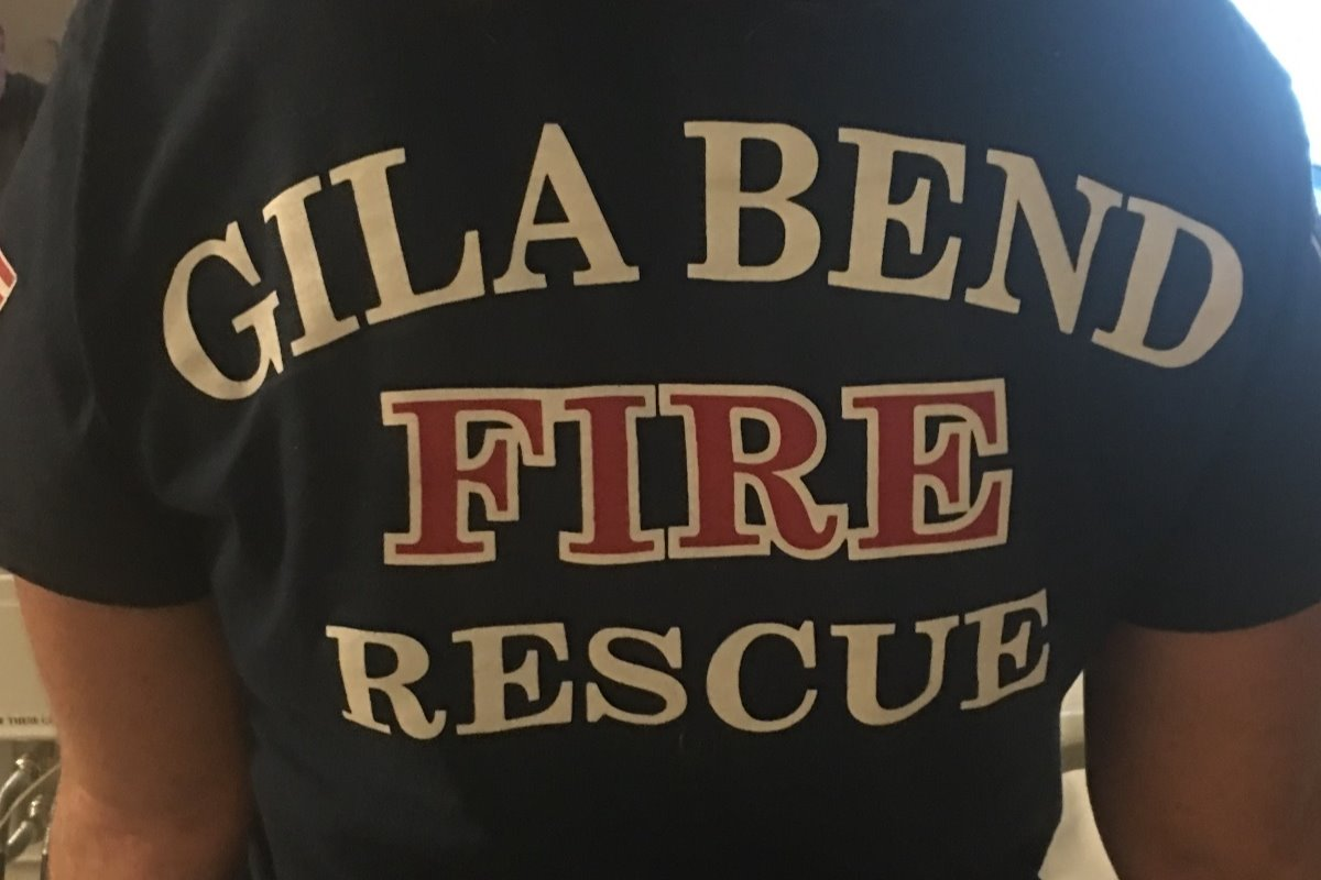Fundraiser By Joan Nager Our Heroes Gila Bend Fire Rescue