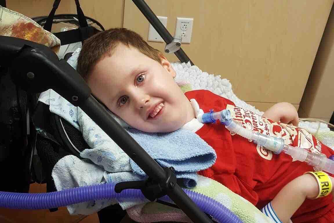 Amanda Steadman fundraisercrystal jackson : handicapped van for roman!